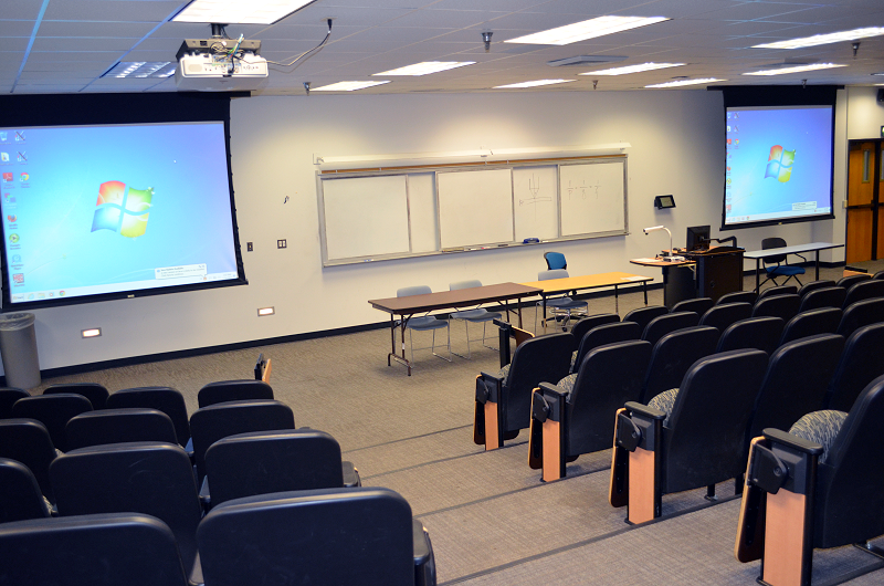 classrooms engineering information technology